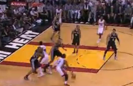6月21日 NBA总决赛第七场 热火vs马刺 全场比赛录像下载图片